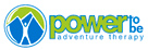 Power to Be Adventure Therapy Society Logo