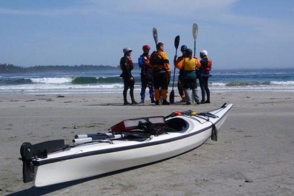Kayaking Leadership