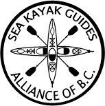 Sea Kayak Guides Alliance of BC logo